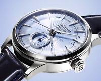 New!! SEIKO PRESAGE Basic Line SARY081 / SSA343J1 Automatic Men's Watch Japan