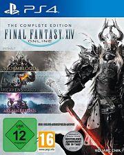Final Fantasy 14 XIV - Completar EDITION PS4 PlayStation 4 NUEVO + Embalaje