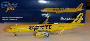 Gemini Jets 1:400 Spirit Airlines A321  #N672NK  -    GJNKS1526