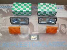 IRE242 JUEGO PILOTOS DELANTEROS RENAULT 12 S , N , GORDINI , ALPINE A310 YORKA