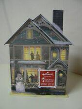 Hallmark Thomas Kinkade Holiday Stationary Set House Christmas 24 Blank Notes