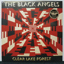 BLACK ANGELS 'Clear Lake Forest' Ltd Edition CLEAR Vinyl LP+ Download NEW/SEALED