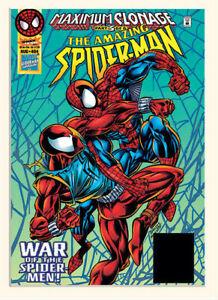 Marvel Comics Spiderman Poster 30 X 40 cm Maximum Clonage FREEPOST