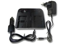 2in1 CHARGEUR SET POUR SONY DCR-SR38E HDR-XR100E HDR-CX116E