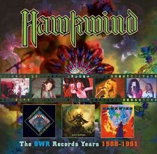 Hawkwind - GWR Years: 1988-1991 [New CD] UK - Import