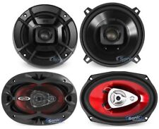"Polk Audio DB522 DB+ 5.25"" 300 Watts Car/Marine/ATV + CH6930 400W 6x9"" Speakers"
