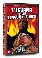L'Iguana dalla lingua di fuoco 1971 - Willy Pareto - Dvd Usato