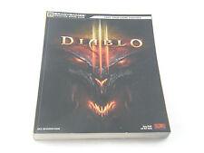 Diablo 3 III Offizielles Lösungsbuch | Bradygames | PC | ISBN 9783869930589