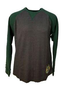 Milwaukee Bucks Men's Majestic NBA Grey Thin Waffle Knit Shirt Big & Tall Sizes