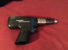 SYNTHES 530.615 Battery Reciprocator Ortho Drill Battery is not included