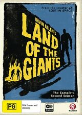 Land of the Giants: The Complete Second Season NEW R4 DVD