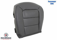 2001 Ford Explorer Sport Trac XLT XLS -Passenger Bottom Leather Seat Cover Gray