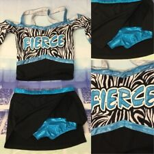 Real Cheerleading Uniform Adult S