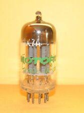 Motorola 12AX7 ECC83 Long Plates Halo Getter Vacuum Tube 1195/1345