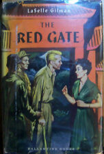 LaSelle Gilman, Red Gate, first edition, dust jacket, missed in Hubin's