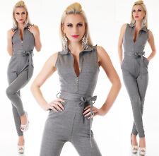 Combinaison Pantalon Femme Moulante Chic Classe /  NEUF / Taille : M , 38