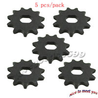 5 pcs 11T Sprocket T8F Chain For Motor Pinion Gear MY1020 Motor Electric Scooter