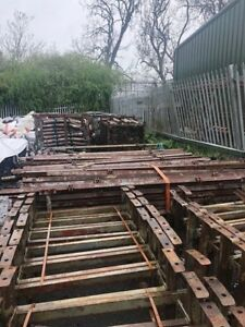 Field Conveyor Structure, Second Hand 30inch wide