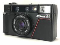 [NEAR MINT]Nikon L35 AF 35mm f/2.8 Point & Shoot Film Camera From Japan