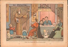 Toys plaything Famille Saint-Nicolas Jouets Enfants France 1936 ILLUSTRATION