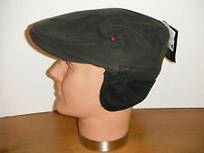 WOOLRICH OIL CLOTH COTTON DRIVING CAP LARGE cap HAT