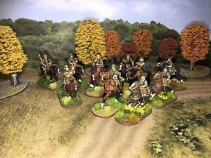 28mm Bolt Action German cavalry And Waffen SS PAINTED x 10