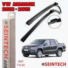"""VW AMAROK 2012-15 SPECIFIC FIT FRONT WINDSCREEN WIPER BLADES 24""""24"""""""