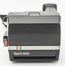 Polaroid Spirit 600 LM Program instantanés Caméra Appareil Photo Instantanée Camera