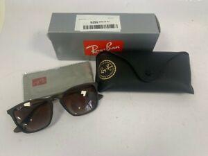 Ray-Ban Chris Havana RB4187 Sunglasses Brown 54mm 18 145 3N Case Boxed New