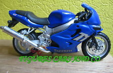 MOTO 1/18 TRIUMPH  600 TT BLEUE 2001 MAISTO