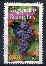 STAMP / TIMBRE FRANCE OBLITERE N° 3648 LES VIGNOBLES DU BEAUJOLAIS