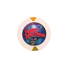 $1 PLANET HOLLYWOOD LAS VEGAS GRAND OPENING CASINO CHIP