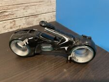 New listing Disney Tron Legacy Deluxe Light Cycles Sam Flynn 2010 Spin Master Untested