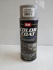 Sem warm gray 15183 color coat Vinyl/Carpet auto body shop restoration car paint