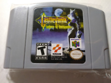 Castlevania Legacy of Darkness N64 Nintendo 64 Game TESTED - FAST SHIPPING!