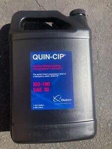 1 GALLON QUIN-CIP RECIPROCATING COMPRESSOR OIL OEM