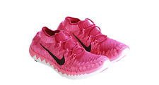 NIKE AIR FREE FLYKNIT 3.0 WOMEN'S 10 636231 606 PURPLE PINK TURQUOISE RARE NEW