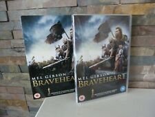 classic BRAVEHEART DVD with SLEEVE - UK - FAST/FREE POSTING.