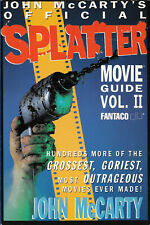John Mc Carty, Splatter Movie Guide vol. II, Horror-Film