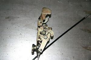 PORSCHE 911 TYPE 964 serrure de porte coté gauche  96453105303 964 531 053 03