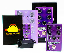 Pigtronix Mothership 2 Analog Synthesizer Pedal for Electric Guitar and Bass