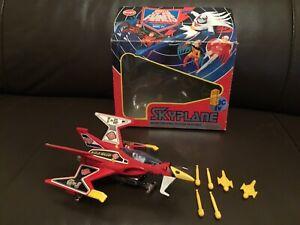 Rare Vintage Bandai Popy Battle Of The Planets  Gatchaman Skyplane