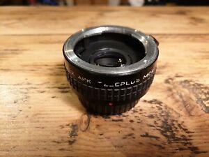 Kenko 2x APK TELEPLUS MC4 Lens