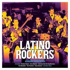 Latino Rockers  40 Original Recordings on 2 CDs La Bamba  Hippy Hippy Shake