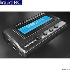 Hobbywing 30502000 Multifunction Lcd Program Box for Esc Programming (3-Function
