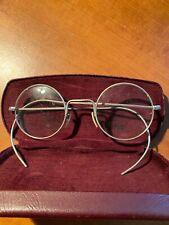 antique vintage glasses