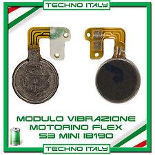 MOTORINO VIBRAZIONE PER GALAXY S3 MINI I8190 VIBRO MOTOR FLEX