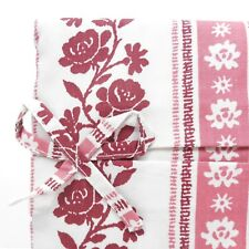 Beekman 1802 Farmhouse King Duvet Cover Set New Country Rose Floral Stripe Darby