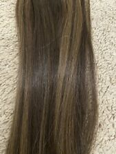 "Hairdo by Hairuwear R10 Chestnut Simply Straight Pony 18"" Wrap Around Pony New"