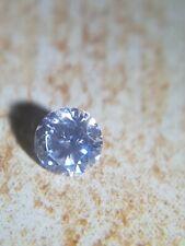 Diamant in IF-VVS/E 0.08ct im Brilliantschliff